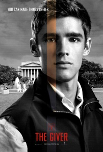 The Giver Poster - Jonas